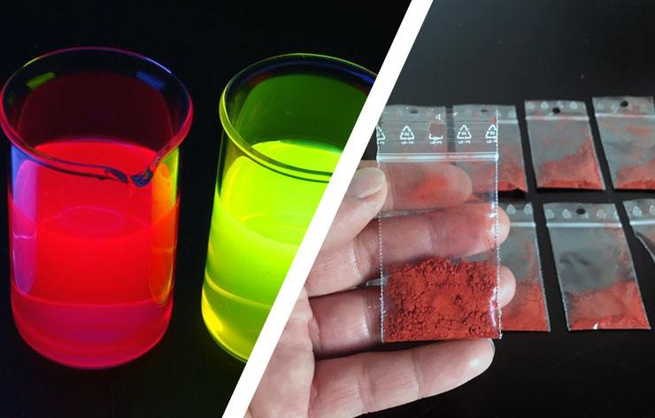 Méthode par coloration - Énergia : recherche de fuites non destructive